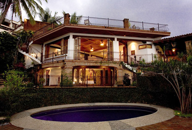 Casa Corona Puerto Vallarta Villa Vacation