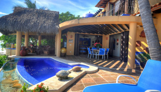 Casa Lazuli, Eco-Vacation, Punta el Custodio, Riviera Nayarit