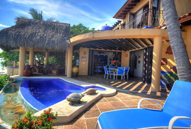 Casa Lazuli Punta el Custodio Mexico - Dip Pool