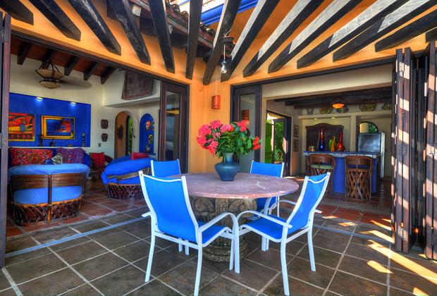 Casa Lazuli Punta el Custodio Mexico - Kitchen Catering