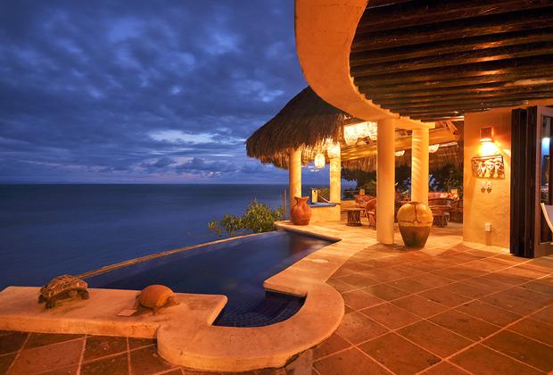 Casa Lazuli Punta el Custodio Mexico - Luxury Beach Vacation Rental