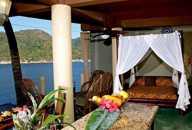 Casa Perico Yelapa Cielo Tranquilo Oceanview Balcony