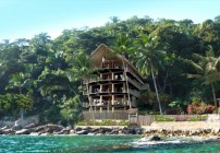 Casa Perico Yelapa Luxury Rustic Jungle Ocean Retreat