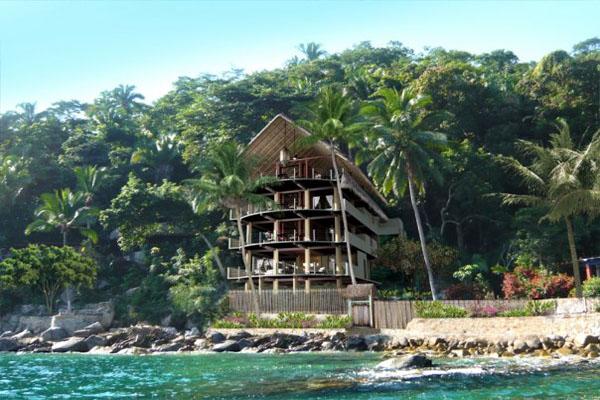 Casa Perico Yelapa Luxury Rustic Jungle Ocean Retreat