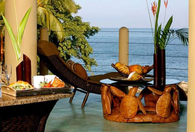 Casa Perico Yelapa Vista Romantica palapa style vallarta