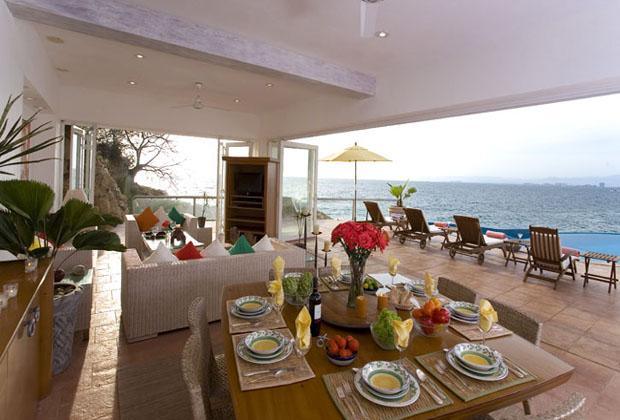 Casa Salinas II Luxury Sandy Beach Puerto Vallarta Bay of Banderas Family Destination