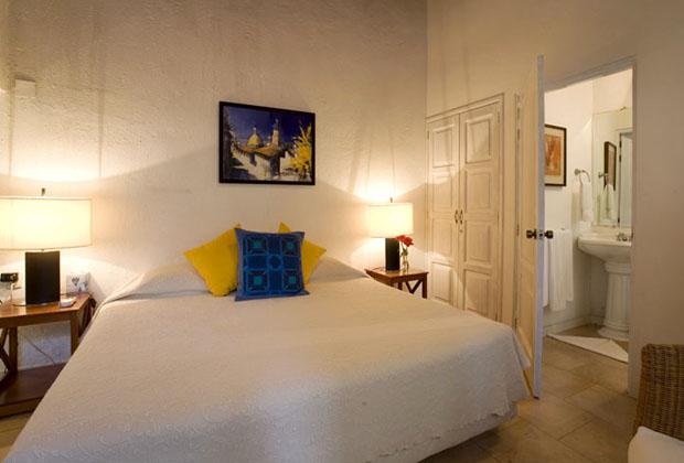 Casa Salinas II Luxury Villa King Size Bed