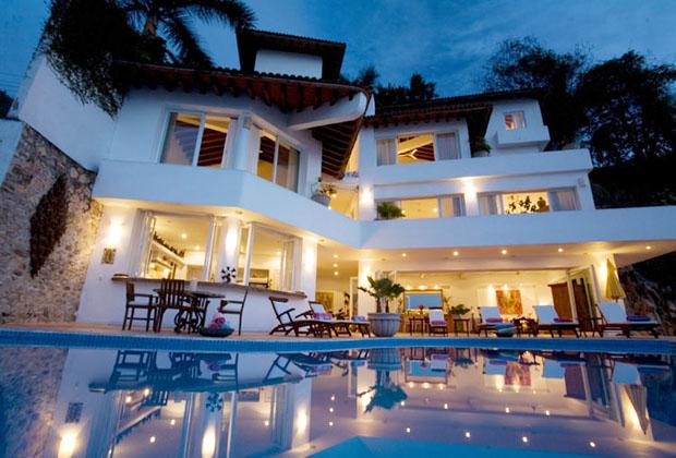 Casa Salinas II Luxury Villa Puerto Vallarta Romantic Destination