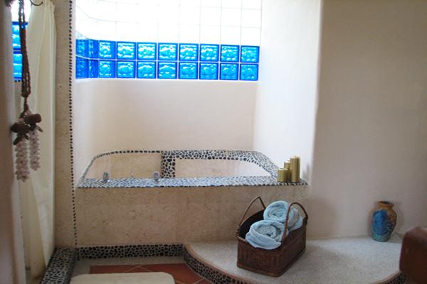 Casa las Mariposas Nuevo Vallarta Butterfly Bathroom