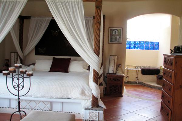 Casa las Mariposas Nuevo Vallarta private safe vacation rental