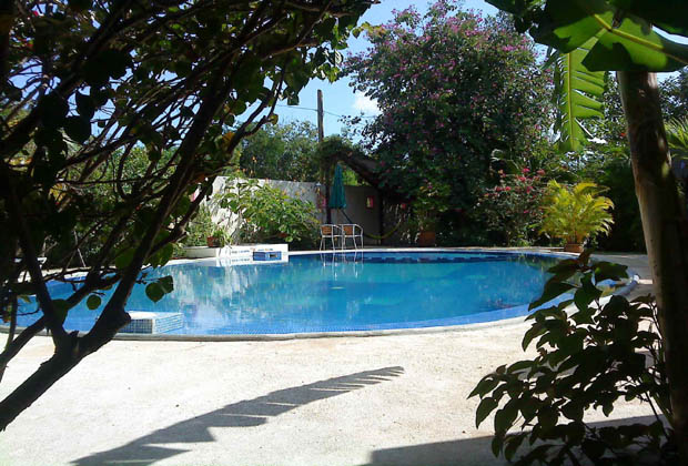 Don Diego de la Silva -Tulum Swimming Pool & Deck