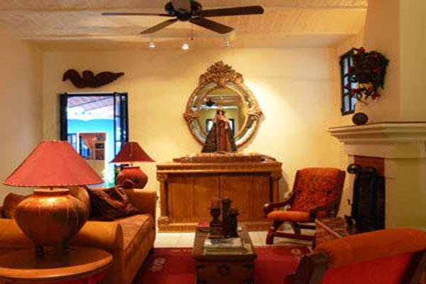 Estrelita B & B Ajijic Lakeside Chapala Living Room