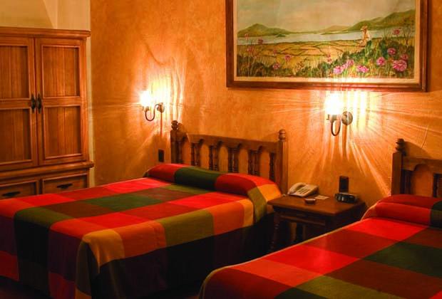 Gran Hotel Patzcuaro Michoacan Comfortable Budget Hotel