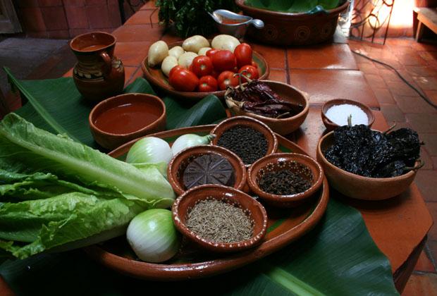 Hacienda El Carmen Pre-Hispanic Cuisine - Mole Negro