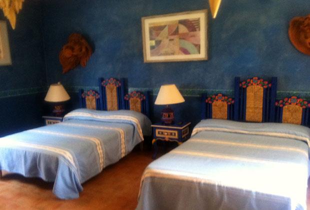 Hotel Casa Ixhi, Patzcuaro Michoacan Comfortable Rustic