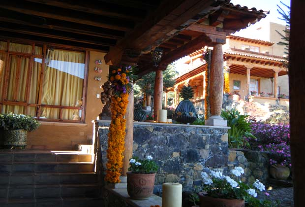 Hotel Casa Ixhi, Patzcuaro Michoacan