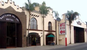 Hotel Hacienda del Sol, Tonala, Jalisco