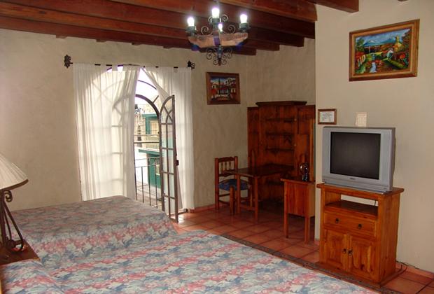 Hotel Hacienda del Sol Tonala Guadalajara Simple Comfortable Rooms