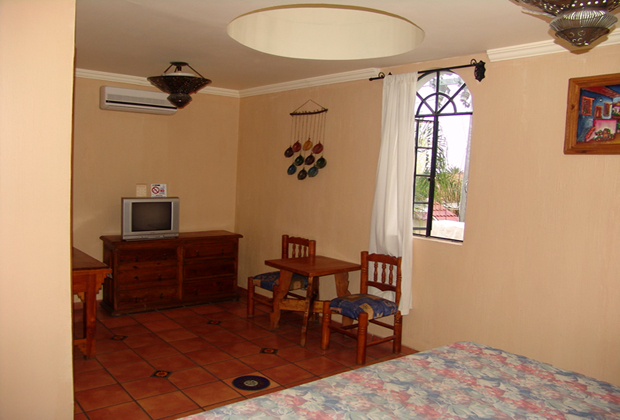 Hotel Hacienda del Sol Tonala Guadalajara Spacious Comfortable Rooms