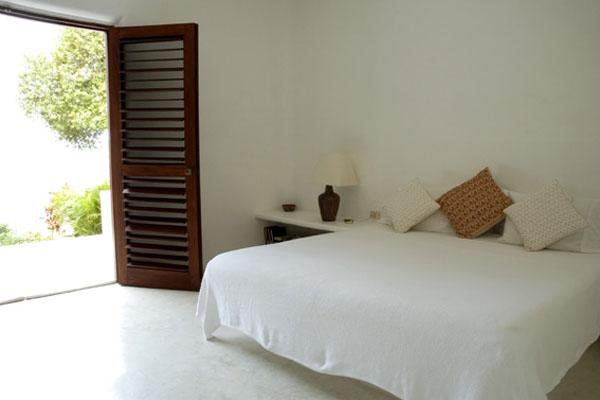La Casa Del Sol Ixtapa Recamara King Size Bed Mexico