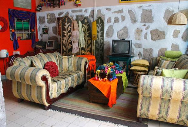 La Casona Rosa Morelia Michoacan Artist Destination