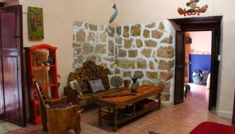 Casa Rosa, Morelia, Michoacan
