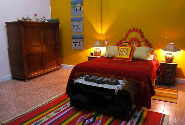 La Casona Rosa Morelia Michoacan Luxury Rustic Hotel