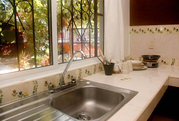 Secret Garden B&B - Tulum - Mexican Riviera - Kitchen