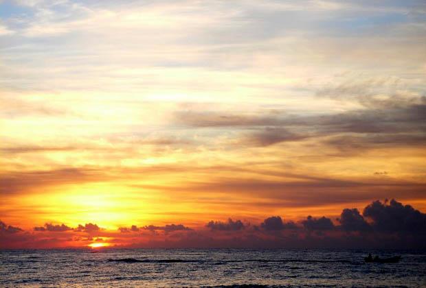 Secret Garden - Tulum - Quintana Roo - Sunset Ocean View