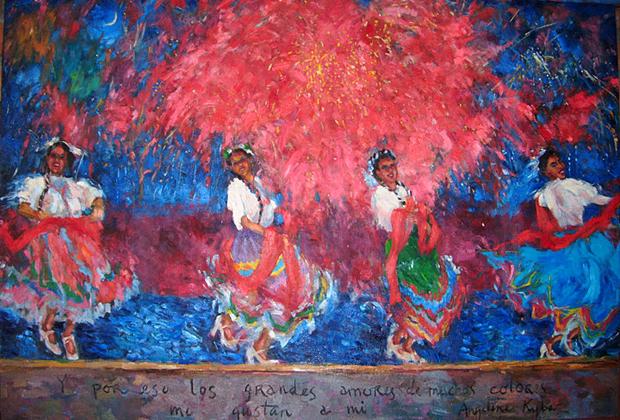 Angeline Kyba Algodon Colores - Puerto Vallarta Mujeres