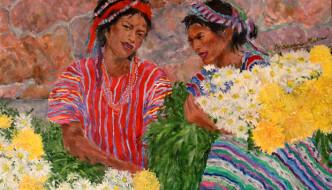 Angeline Kyba, Artist, Puerto Vallarta, Jalisco