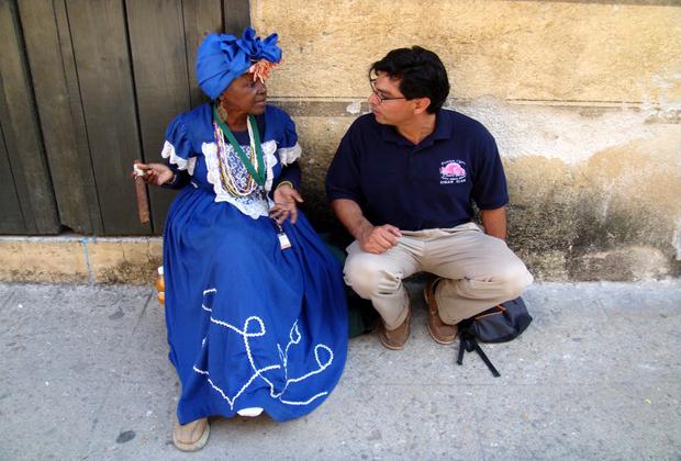 El Gato Gordo Cuban Cigars Visits Cuba