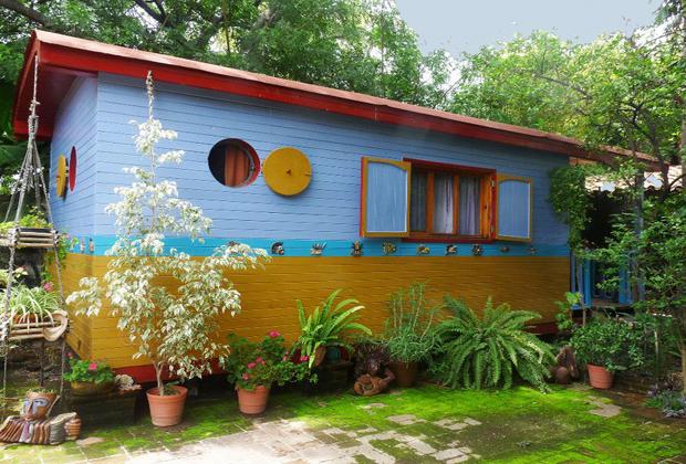 Gypsy Caravan Ajijic Cath Artist Ajijic Mexico