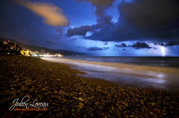 Julien Leveau Arcenciel Studio Vallarta Storm Photo Series