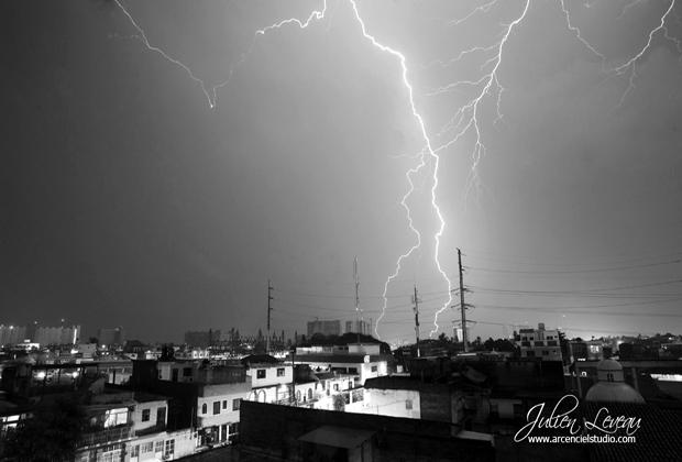 Julien Leveau Arcenciel Studio Vallarta Storm Photos