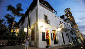 La Cigale French Bistro, Downtown Puerto Vallarta, Jalisco