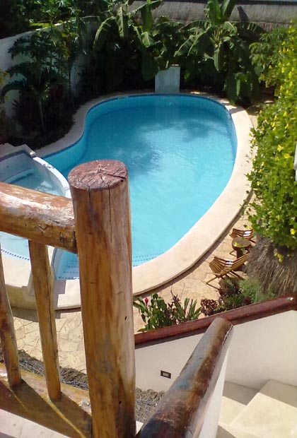 Posada Yum Kin Hotel - Tulum, México Pool