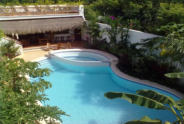 Posada Yum Kin Hotel - Tulum - Quintana Roo - Mexico - New Pool