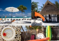 Shambala Petit Hotel Tulum Mexico Romantic Beach Wedding