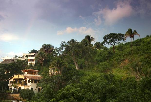 Casa de Los Arcos Sierra Madre Vallarta