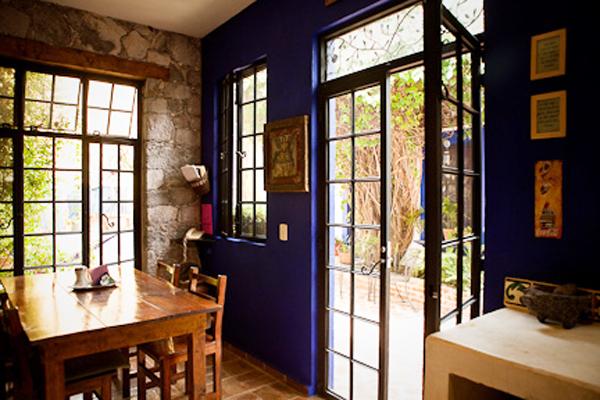 Casita de las Flores San Miguel Guest House