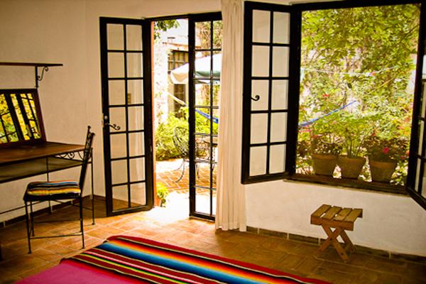 Casita de las Flores San Miguel de Allende Colonial Architecture