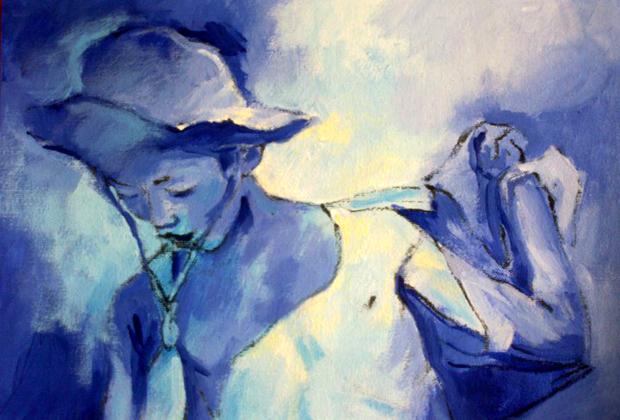 Felipe Bernal Artist Guadalajara Spiritual Love