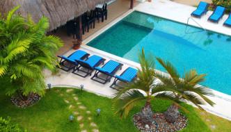 Villas H20 & H20 Pro-Dive Shop, Tulum, Quintana Roo