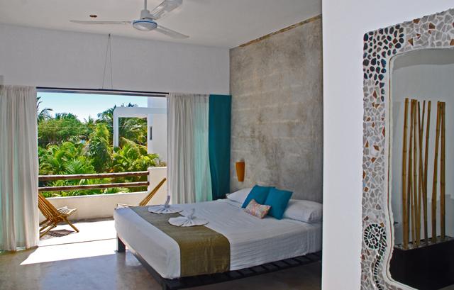 H20 Hotel Tulum Mexican Riviera Kitchenette
