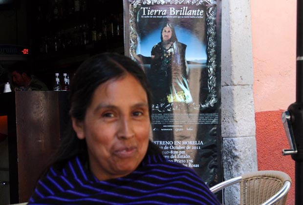 Herlinda Morelos Ceramic Artist Michoacan