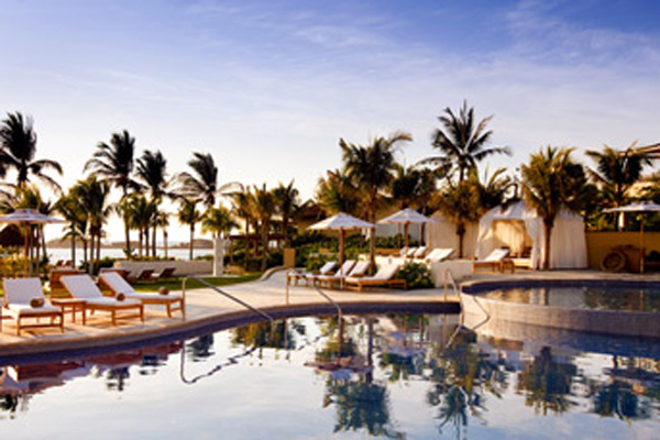 Starwood Resort Punta de Mita Mexico St.Regis