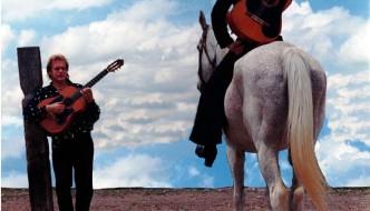 "Latcho & Andrea, ""The Blond Gypsies"" Guitar Duo, Puerto Vallarta, Mexico"