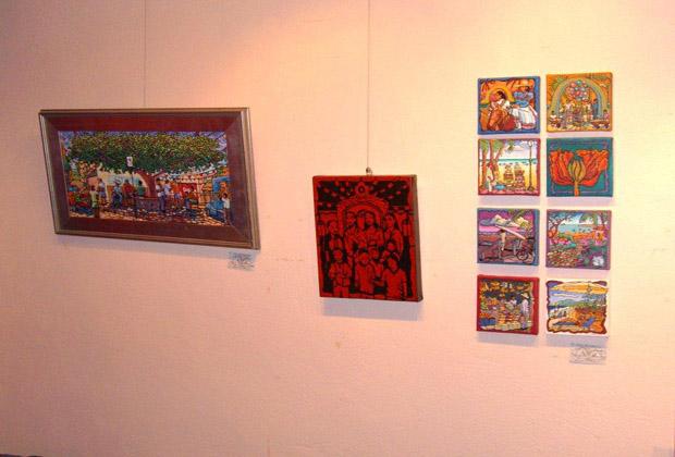 Arte de Sayulita Gallery Mexico Dianne Neuman