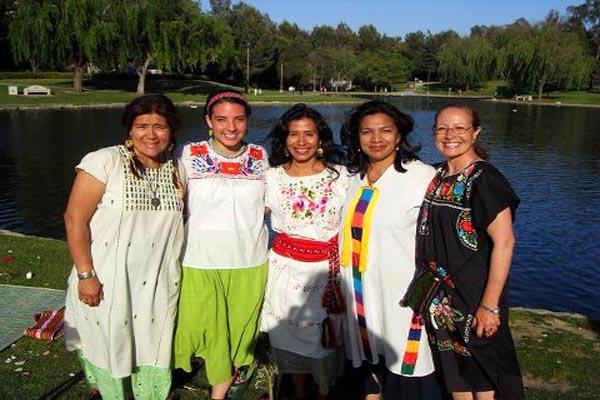 CICE LANETA cuernevaca Mexico Smiling Staff Estela Ramon